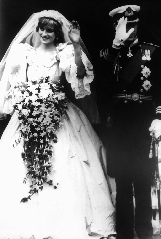 Photos : Lady Di épouse le prince Charles de Galles, le 29 juillet 1981