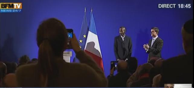 Photos : Lassana Bathily : le héros enfin français, mais sans légion d'honneur !