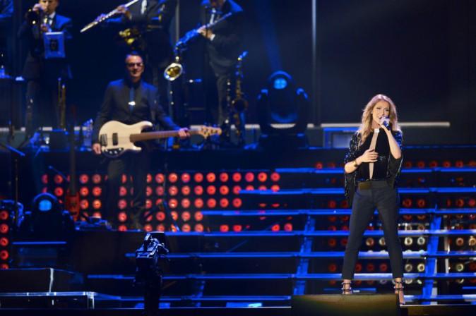 Céline Dion... Une seule fois à 20h35 sur D8