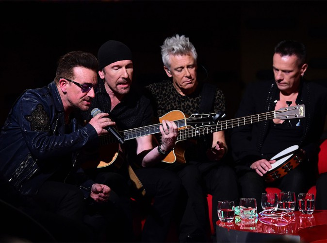Le groupe U2 endeuillé...