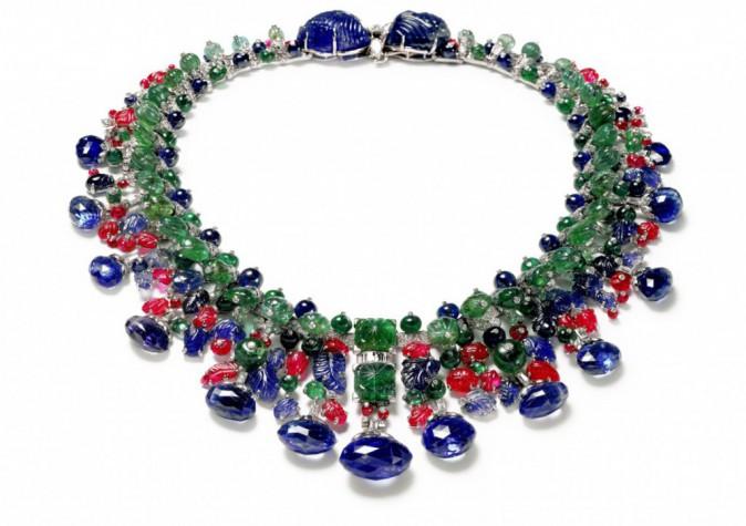 Un comande spéciale pour Mrs Daisy Fellowes en 1936 : le collier hindou