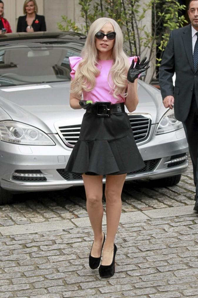 Lady GaGa, elle ne peut pas dormir seule