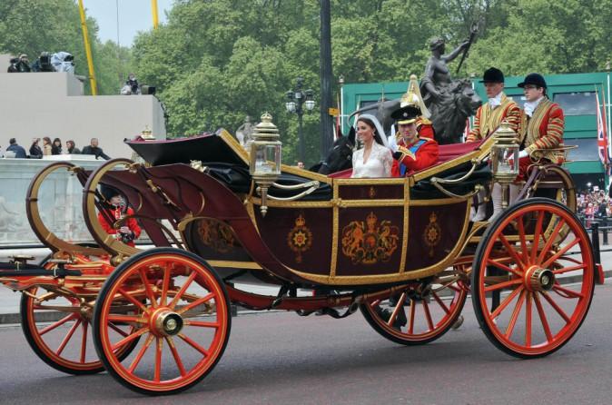 29 avril 2011, c'est enfin le grand jour pour Kate et William
