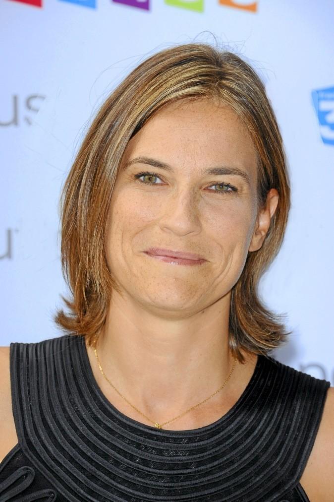Claire Fournier, sa femme !