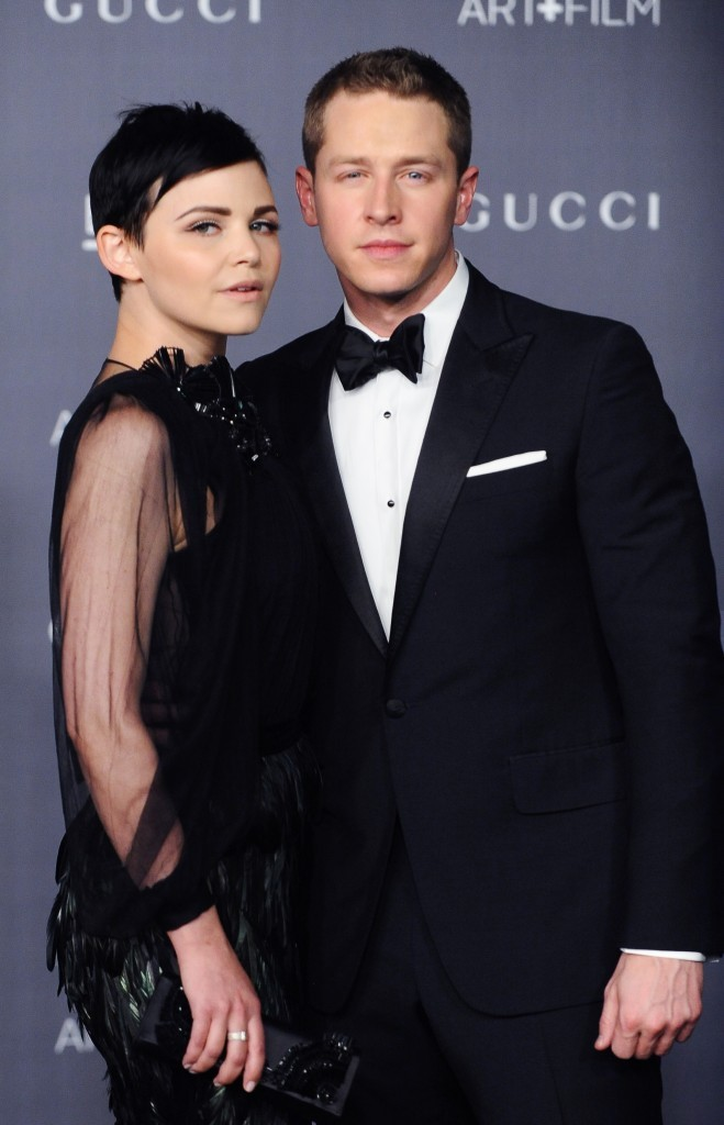 Ginnifer Goodwin et Josh Dallas