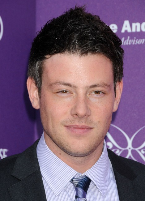 Cory Monteith lors du Chrysalis Butterfly Ball à Beverly Hills, le 9 juin 2012.