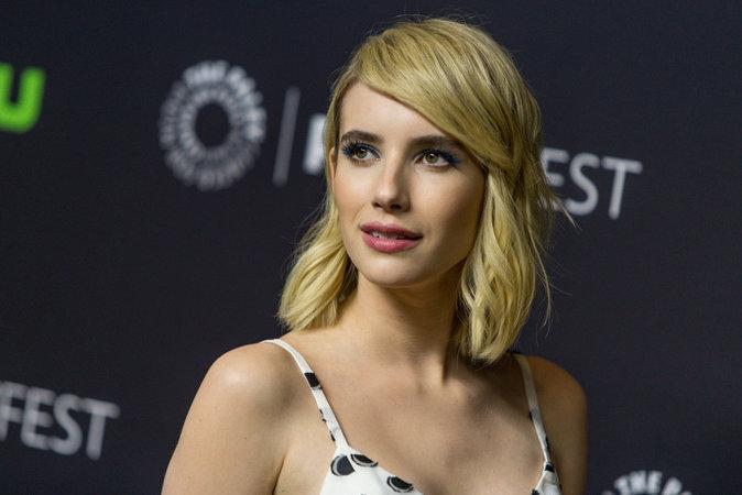 Emma Roberts, une beauté naturelle sur tapis rouge