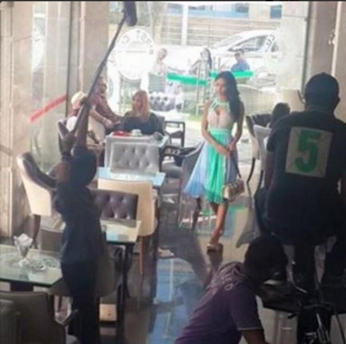 Leïla Ben Khalifa : et maintenant une série en Tunisie !