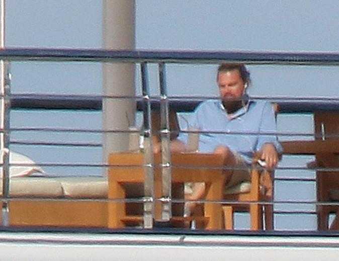 Leonardo DiCaprio le 21 mai 2015
