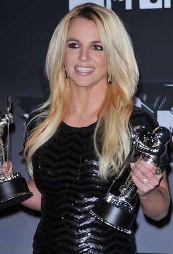 Britney Spears a fait un carton plein avec son titre I wanna go !