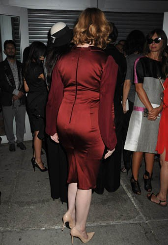 Les femmes aux grosses fesses comme Christina Hendricks, plus intelligentes que les autres ?