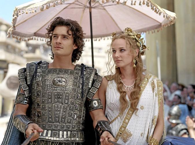 Orlando et Diane un jolie couple parmi les guerriers !