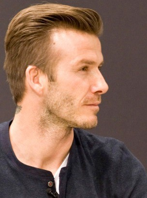 Le number one : David Beckham