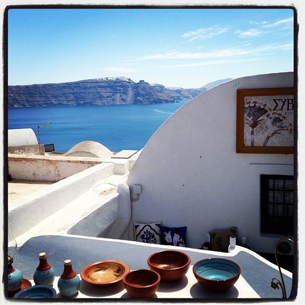 Les poteries de Mykonos