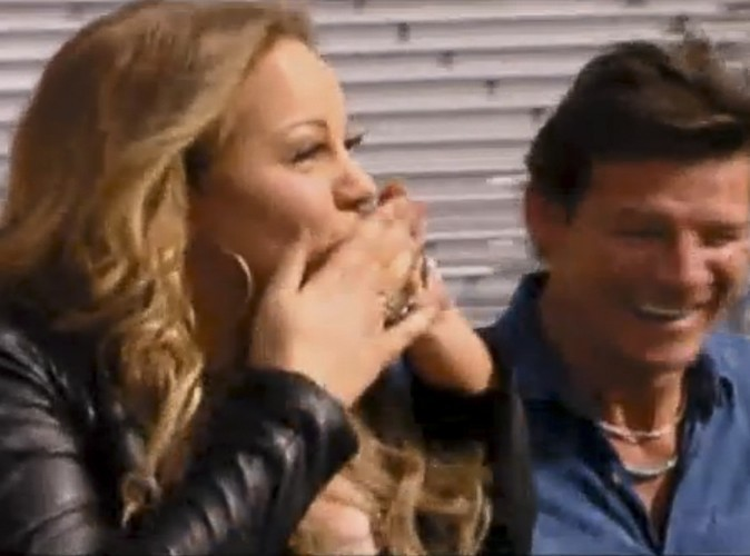 """""""Famille Gaston, je vous présente Mariah Carey !"""""""