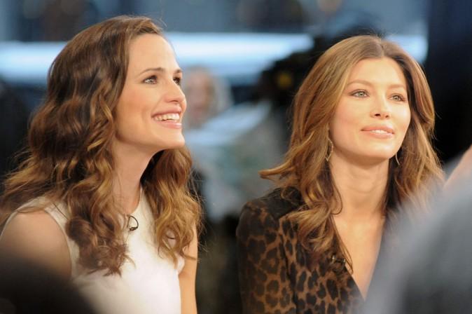 Jennifer Garner et Jessica Biel