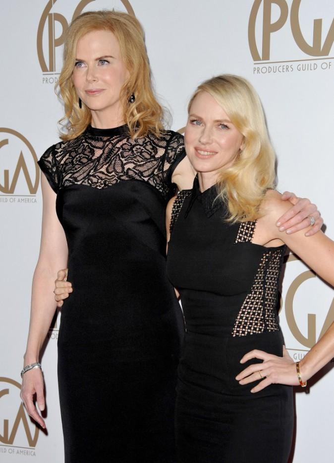 Nicole Kidman et Naomi Watts