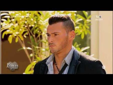Les Princes de l'amour : Giuseppe repart tout seul...