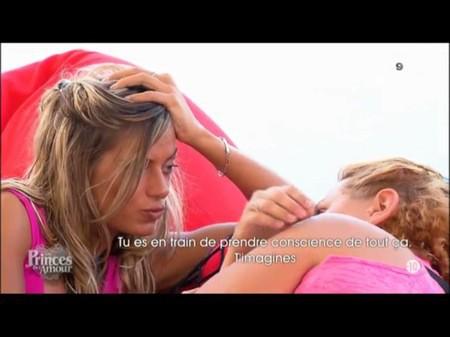 Les Princes de l'amour : Léa quitte l'aventure !