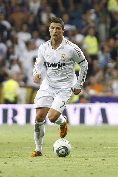 Cristiano Ronaldo défendra la Portugal pour l'Euro de foot!