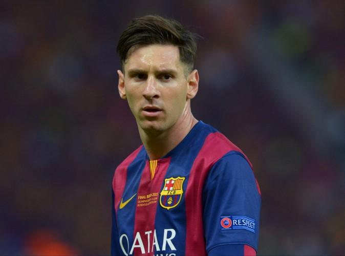 Lionel Messi casse sa tirelire pour l'Unicef
