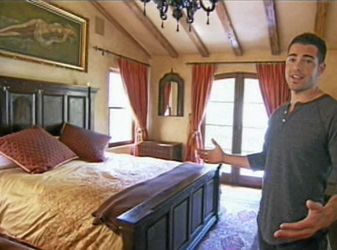 Ma maison de star : Jesse Metcalfe nous fait visiter sa chambre