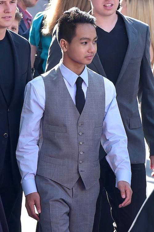 Maddox : le fils de Brad Pitt et Angelina Jolie s'affiche-t-il déjà avec sa petite-amie ?