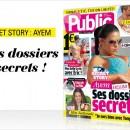 Magazine Public : Ayem de Secret Story 5 en couv !