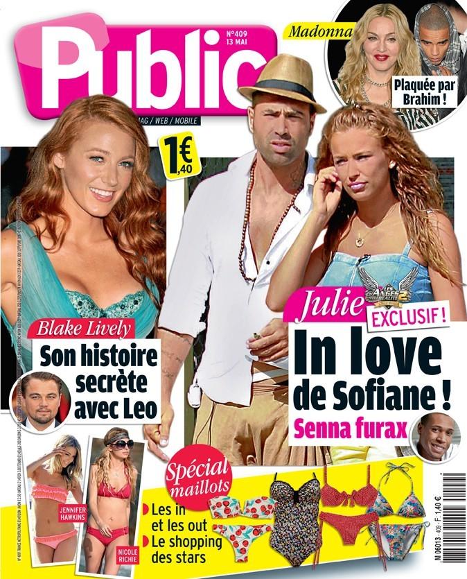 Magazine Public : l'histoire secrète de Blake Lively avec Leonardo DiCaprio !