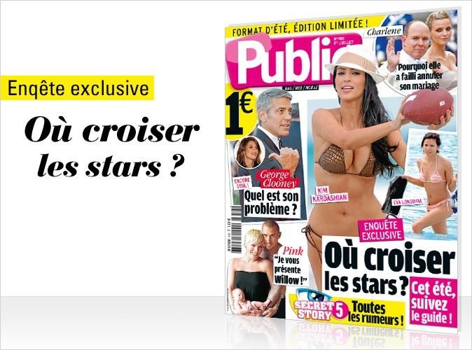 Magazine Public : où croiser les stars cet été ?