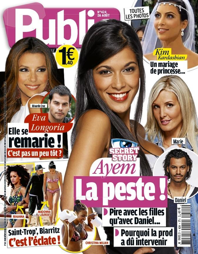 Magazine Public : Secret Story 5 : Ayem la peste en couv !