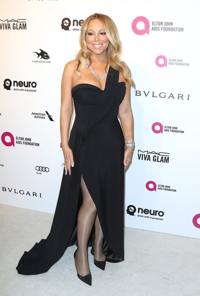 Mariah Carey, toujours aussi belle !