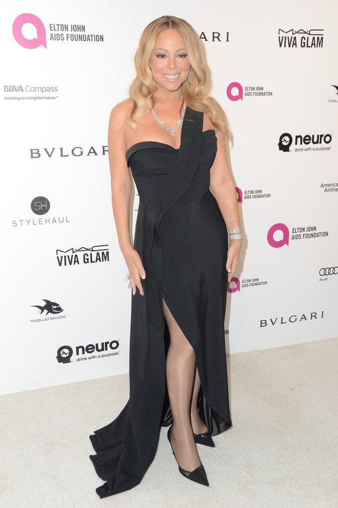 Mariah Carey, toujours en forme !