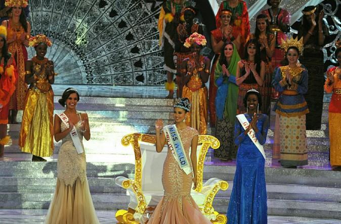 Concours Miss Univers à Moscou - Septembre 2013