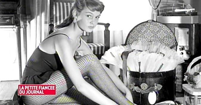 À l'époque où elle n'était pas très connue, les journalistes se cotisaient pour lui payer une chambre au Carlton afin qu'elle puisse aller à Cannes...