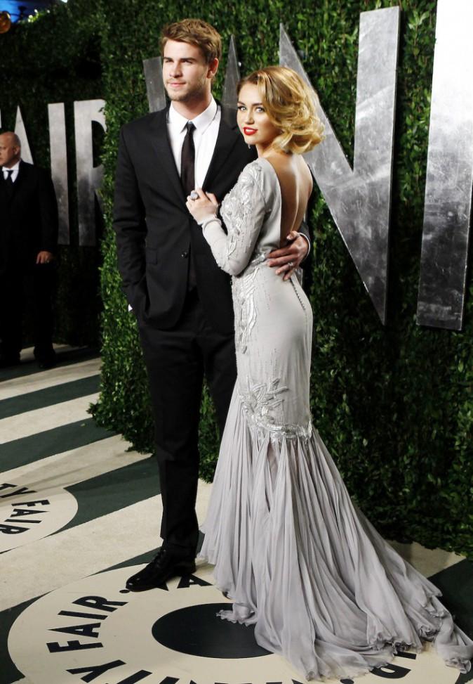 A la soirée Vanity Fair Oscar Party à Los Angeles le 27 février 2012