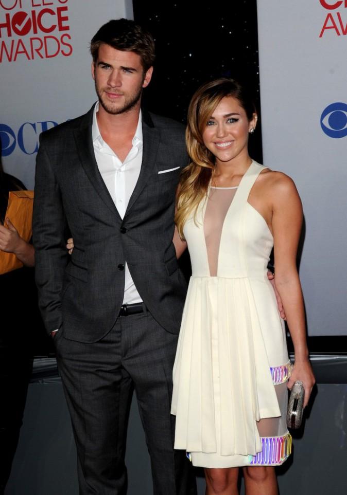 Aux People's Choice Awards 2010, le 12 janvier 2012