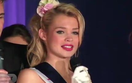 La première dauphine, Miss Artois-Cambrésis