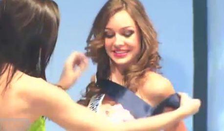 La troisième dauphine, Miss Provence
