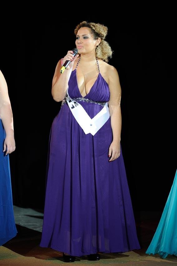 Une jolie Miss de plus en France !
