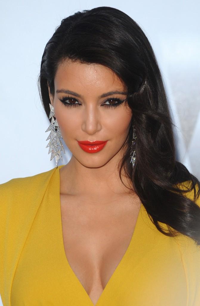 Kim Kardashian - 2012