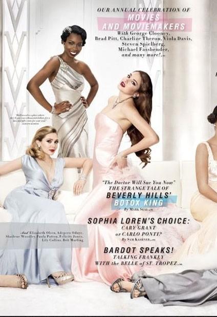 Elizabeth Olsen, Adepero Oduye & Shailene Woodley