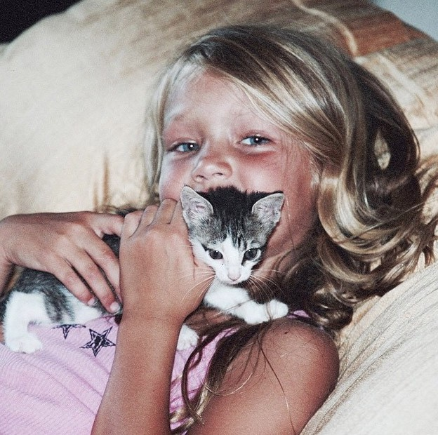 Quand j'étais petite/L'amie des animaux
