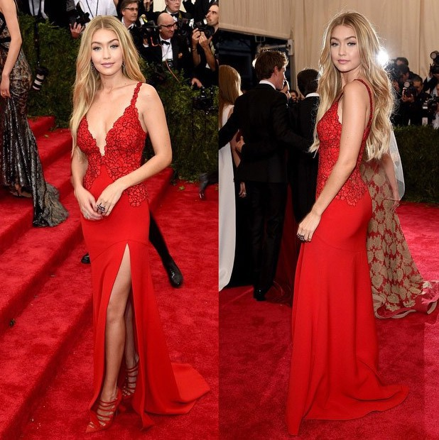 Reine du red carpet