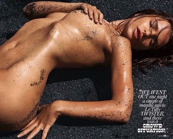 La reine du topless