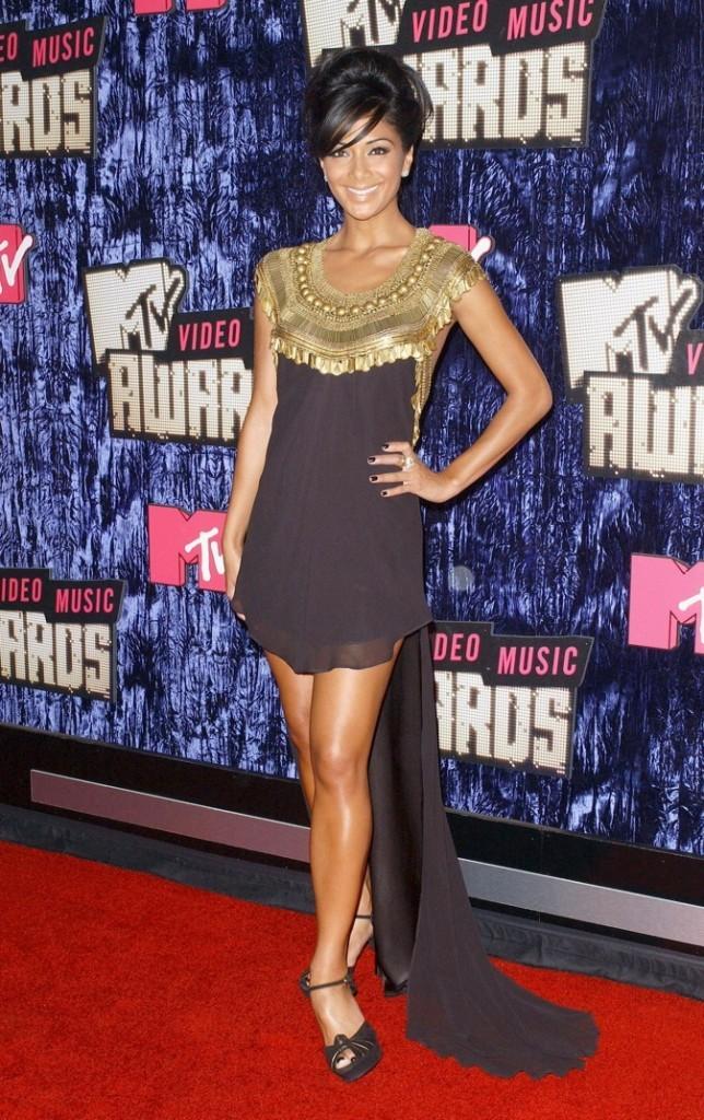 Look au top pour les VMA 2007 !