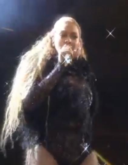 Une Beyoncé des grands soirs !