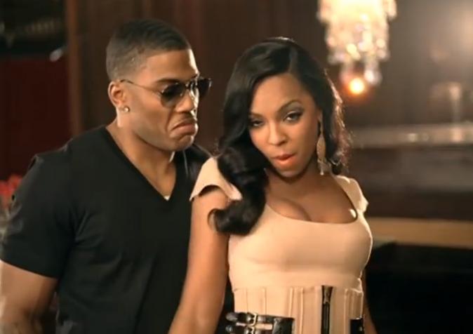 """Couples stars en chanson : Ashanti et Nelly sur le titre """"Body On Me"""""""