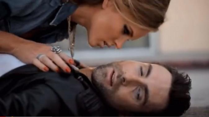 """Couples stars en vidéo : Anne Vyalitsyna et Adam Levine sur le titre """"Misery"""""""