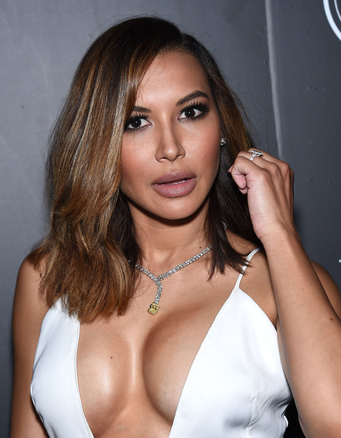 Naya Rivera n'a pas froid aux yeux